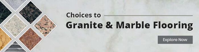 Choices to Granite & Marble Flooring
