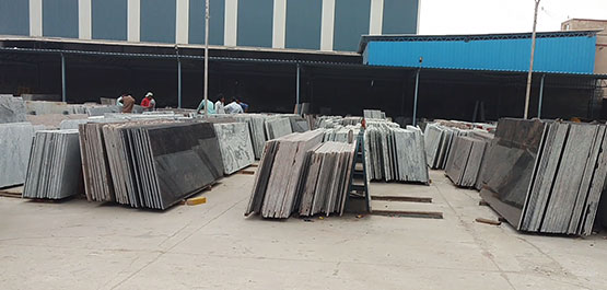 Stock of Polished Slabs
